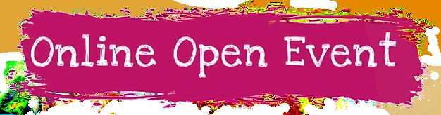 Online open event